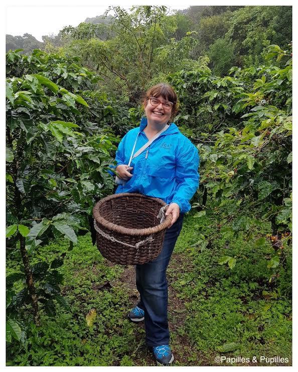 Anne de Papilles et Pupilles au Costa Rica