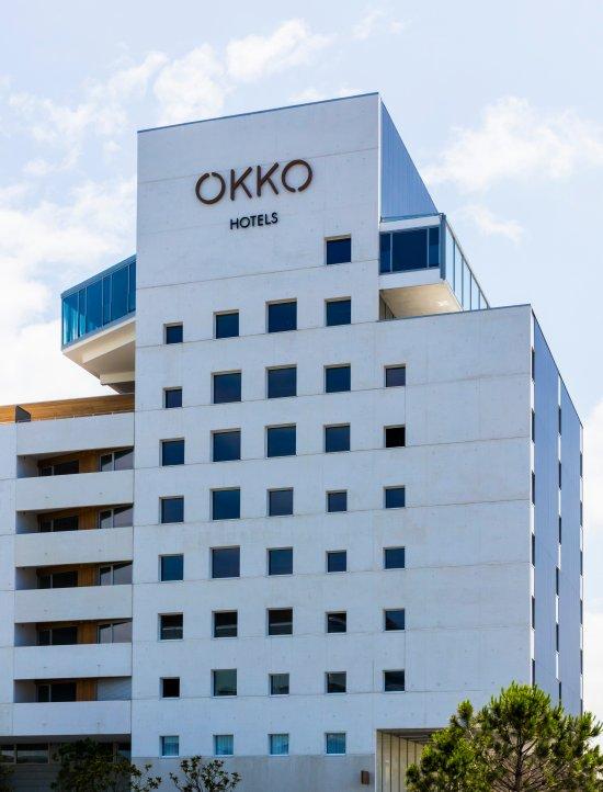 Façade - Okko Hôtel - Bayonne