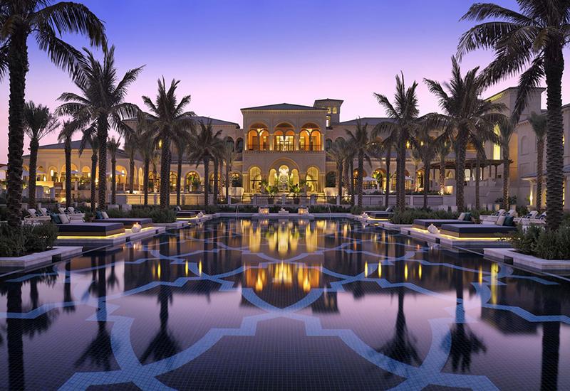 Le spa Guerlain à l'hôtel One & Only à Dubaï.