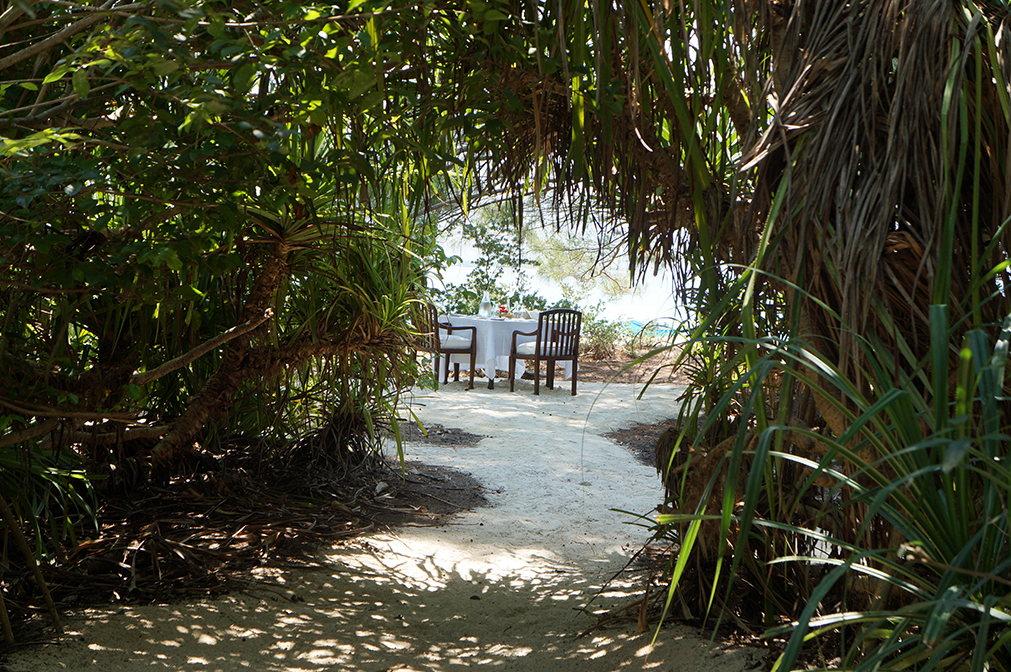 Jardin Mnemba Island Lodge Zanzibar