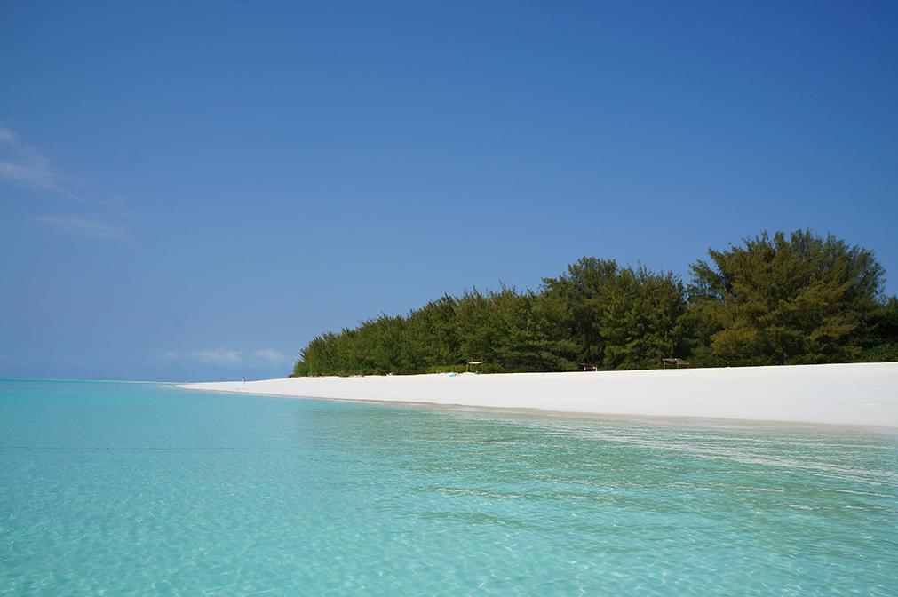 Plage Mnemba Island Lodge Zanzibar