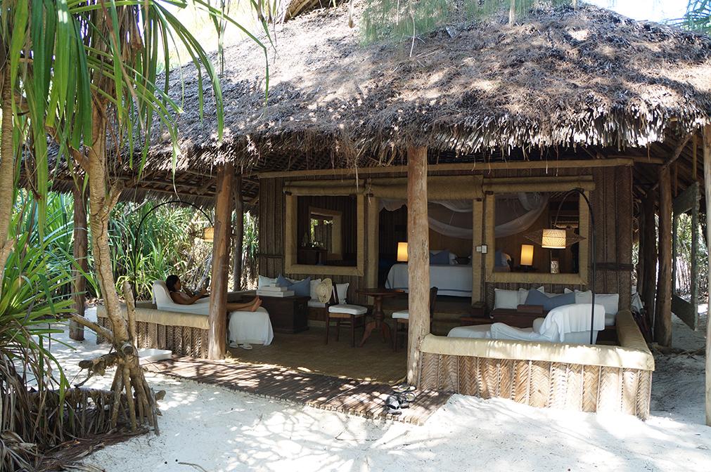 Lodge - Mnemba Island Lodge - Zanzibar