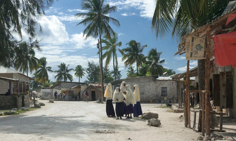 Voyage à Zanzibar - Stone Town - rue