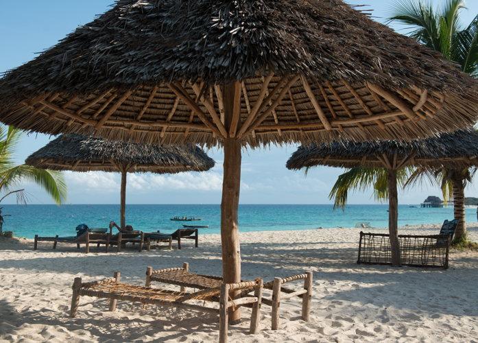 Voyage à Zanzibar - Stone Town - plage