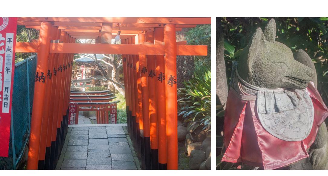 Akasaka, un lieu de prières par excellence à Tokyo au Japon