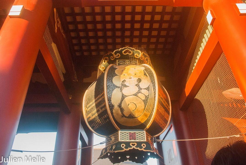 Décoration religieuse à Tokyo
