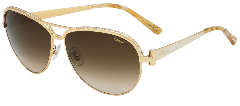 Voyagez stylées avec la Collection de lunettes solaires Femme Chopard 05