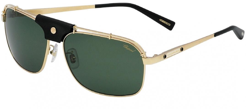 Des lunettes de soleil inspirées des modèles aviateurs chez Chopard