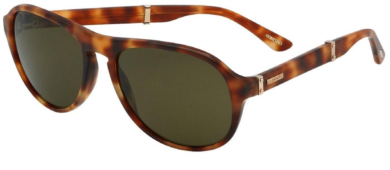 Modèle marron de lunettes de soleil homme Chopard