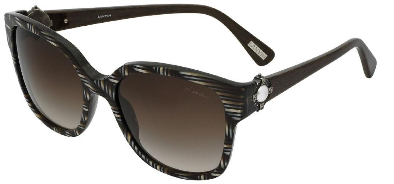 Voyagez stylés avec la Collection de lunettes solaires Lanvin homme 00