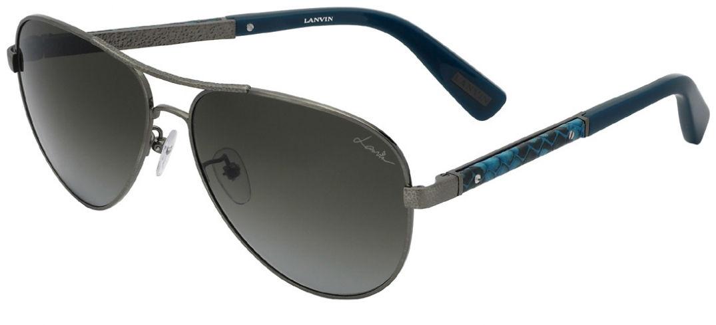 Voyagez stylés avec la Collection de lunettes solaires Lanvin homme 02