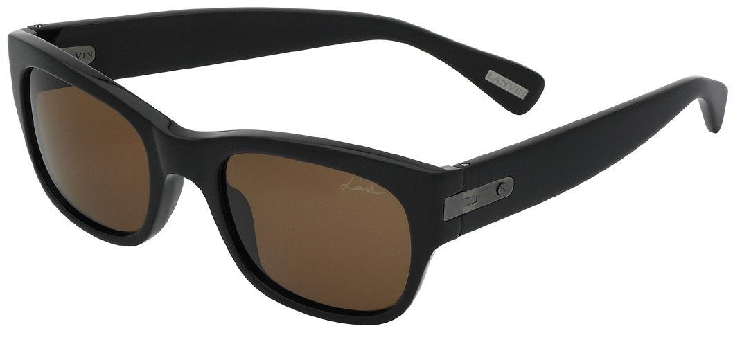 Voyagez stylés avec la Collection de lunettes solaires Lanvin homme 04