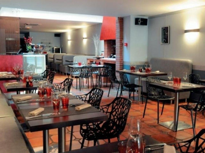 La salle du restaurant l'Atelier 65 à Toulouse