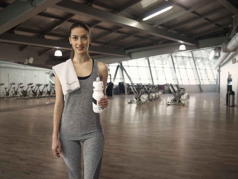 Une salle de fitness est également disponible