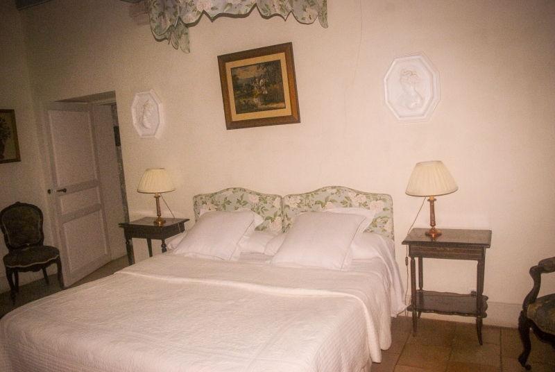 La chambre au château de Baudry