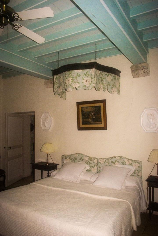 Dans ma suite au Château de Baudry en Dordogne