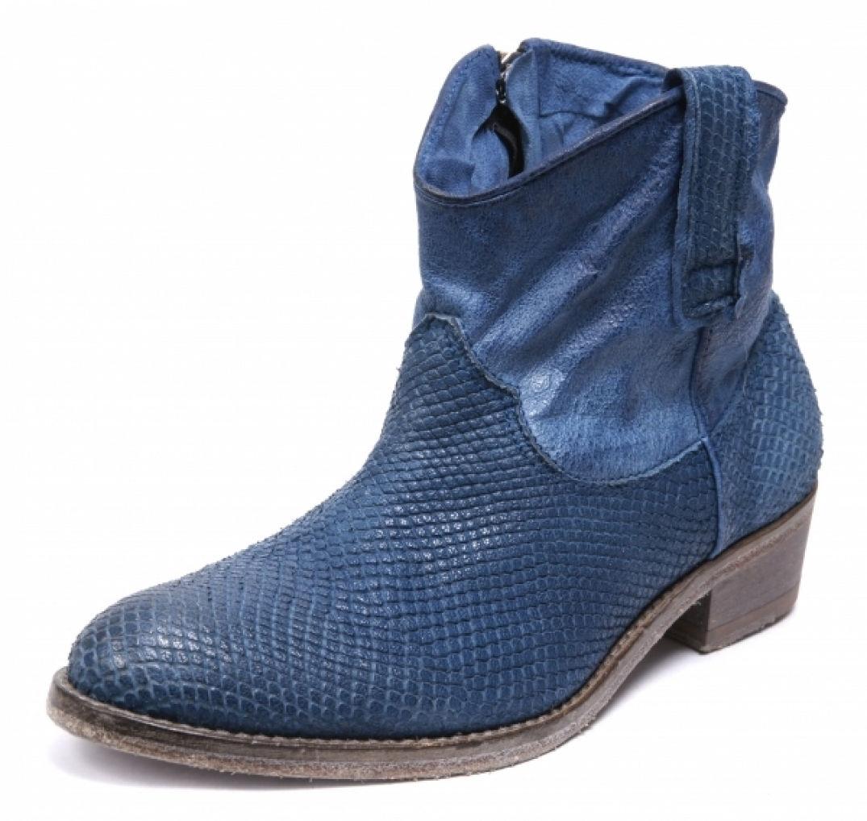 La bottine Koah bleue