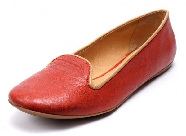 La slipper rouge