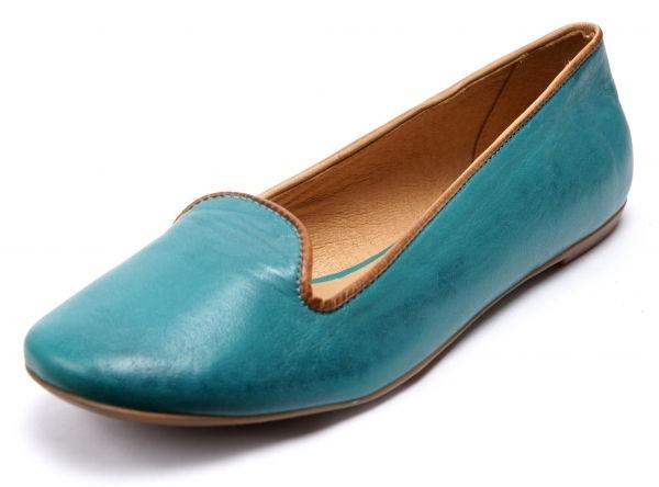 La slipper bleue
