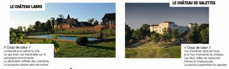 2 lieux de charme en Midi-Pyrénées