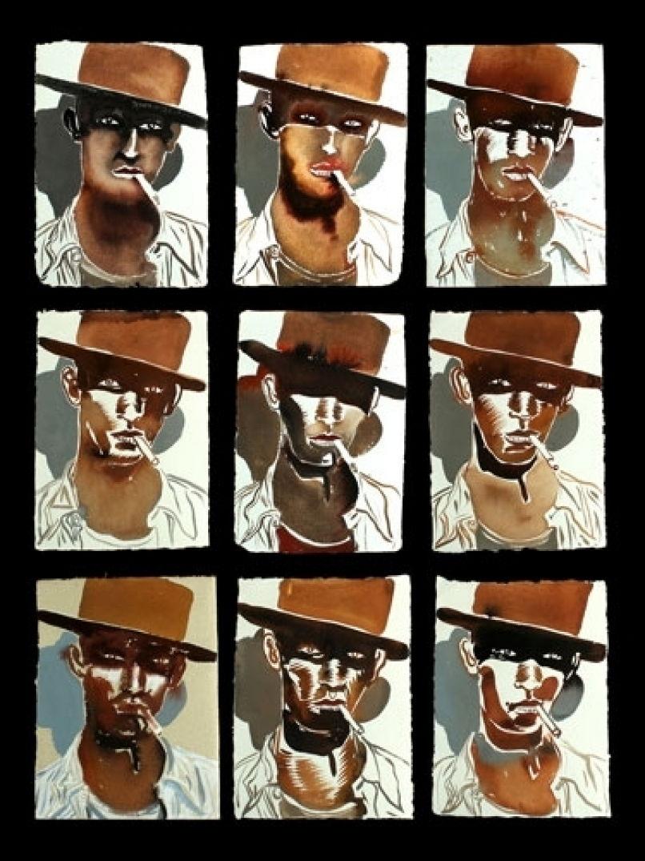 9 visages de Nicolas Vial