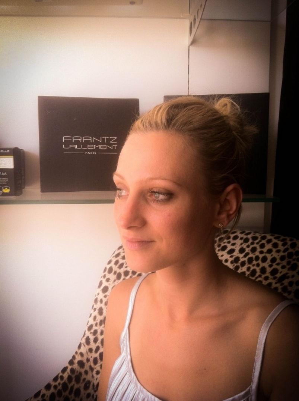 Justine, 25 ans Tournefeuille, spécialiste corps et minceur chez Esthetic Center labège