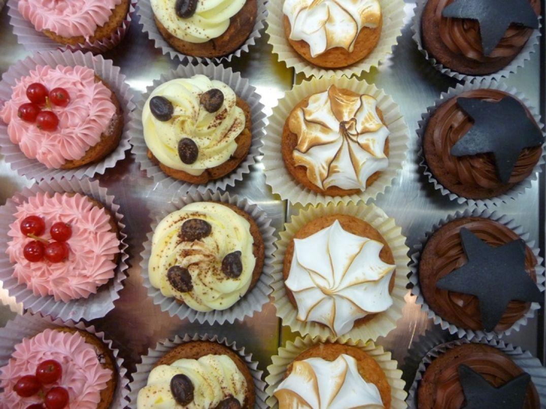 Les cupcakes de Tata Bidule