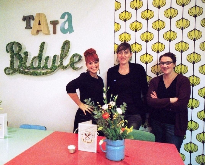Le trio gagnant de Tata Bidule, la nouvelle pâtisserie anglaise de Toulouse