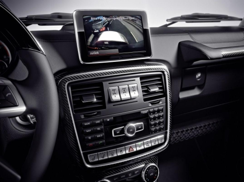 Voyagez stylées avec Le classe G de Mercedes Benz, l'assurance du tout-terrain ! 07