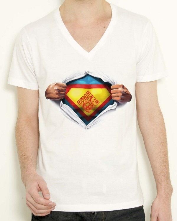 Se prendre pour un super héro avec QR Empire
