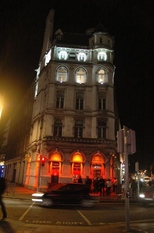 Pubs dans Temple Bar à Dublin