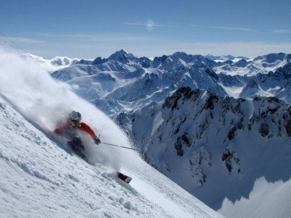 Sport : du Free-ride dans les Pyrénées à découvrir 03