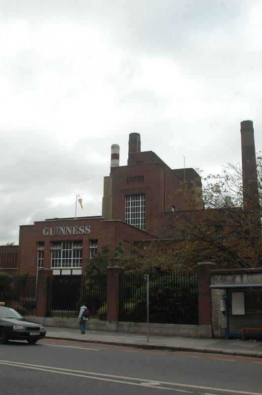 L'usine de Guinness