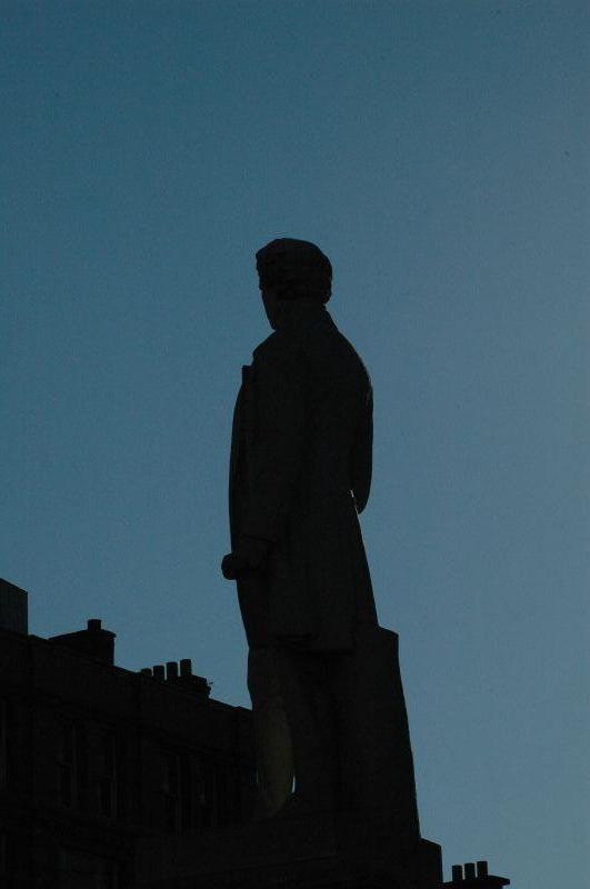 Statue à Dublin