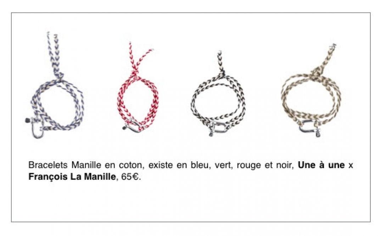 Voyagez stylées avec Une à Une qui lance une collection de bijoux pour homme 02