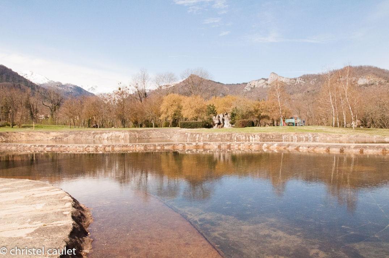 Le site du Parc de la Préhistoire à Tarascon sur Ariège