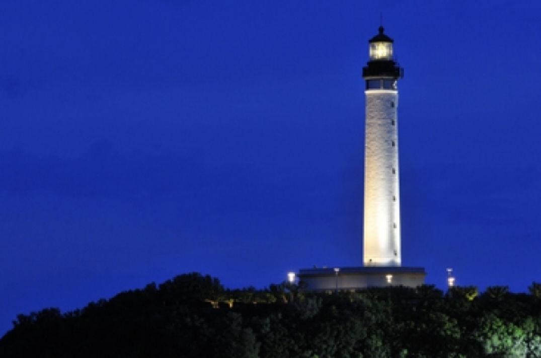 Le phare de Biarritz l'irrésistible
