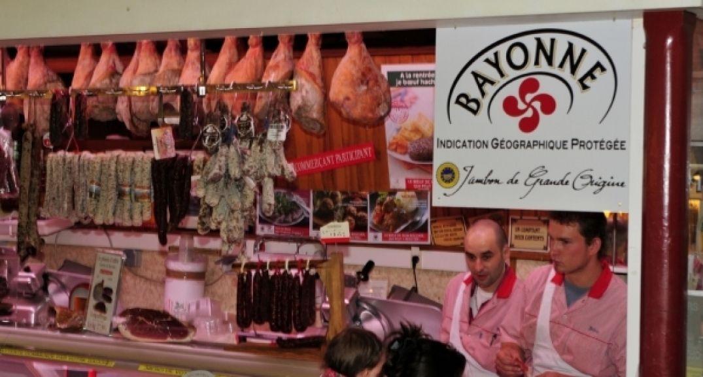 Au marché de Biarritz l'irrésistible