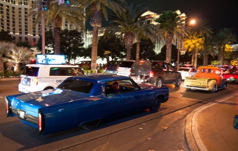 Limousine dans Las Vegas