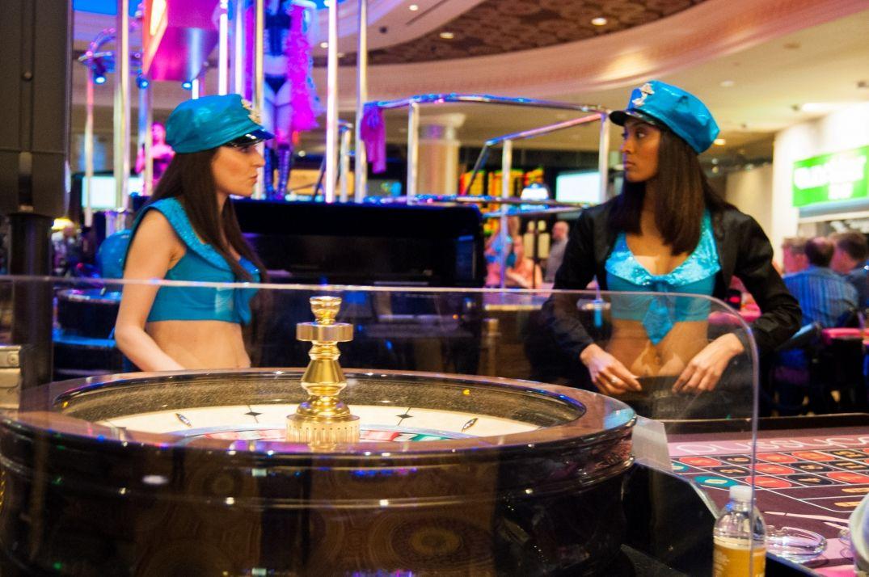 A l'intérieur des casinos Las Vegas