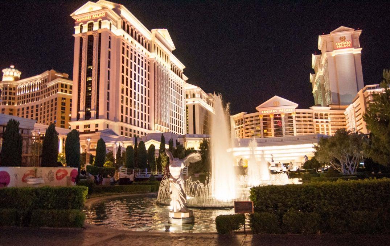Le Caesar 's palace à Las Vegas