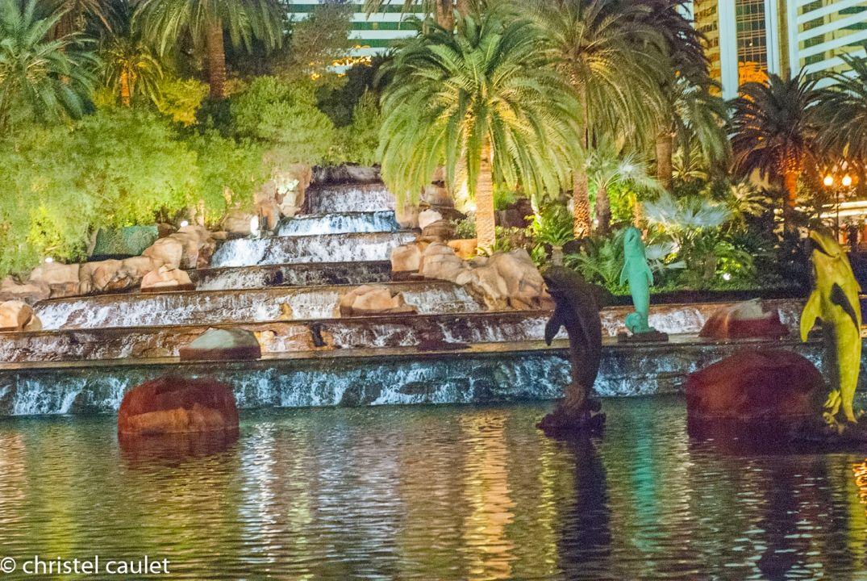 Le Mirage à Las Vegas