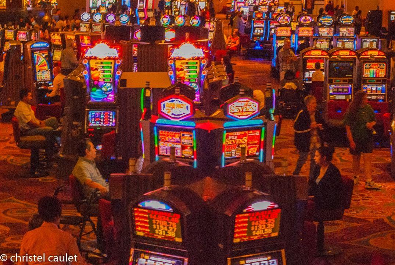 Les casinos à Las Vegas