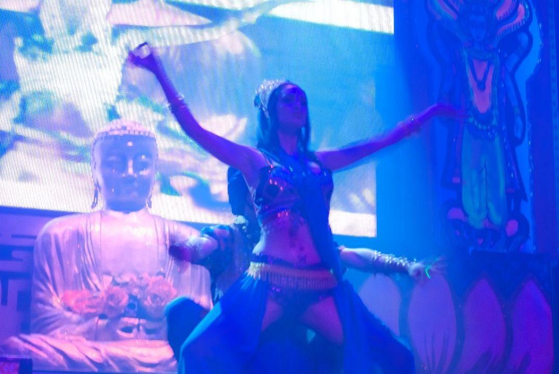Les danseuses du Club 69 à Buenos Aires