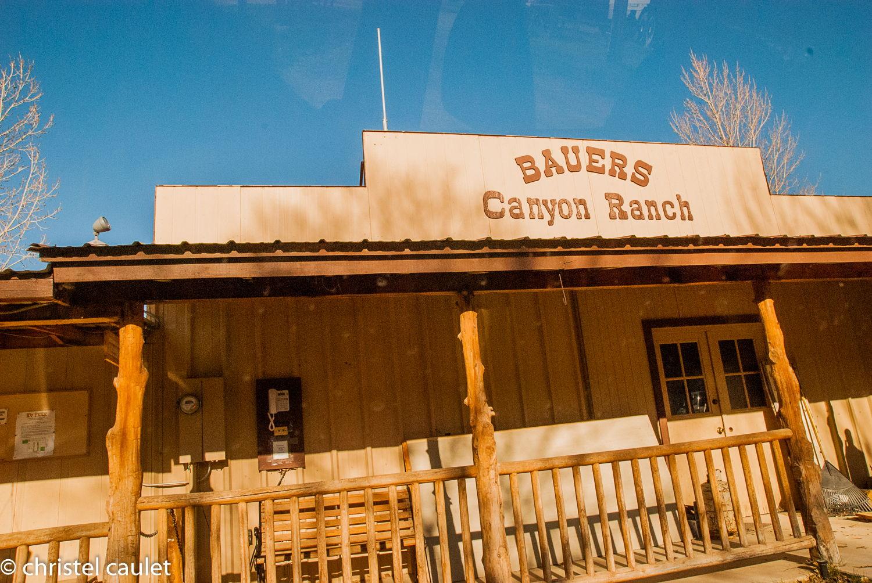 Le ranch Bauers et sa ferme