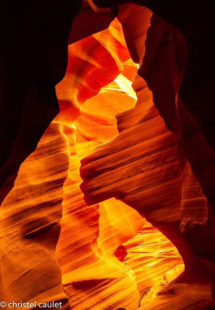 Road-trip USA - roche - Antelope Canyon