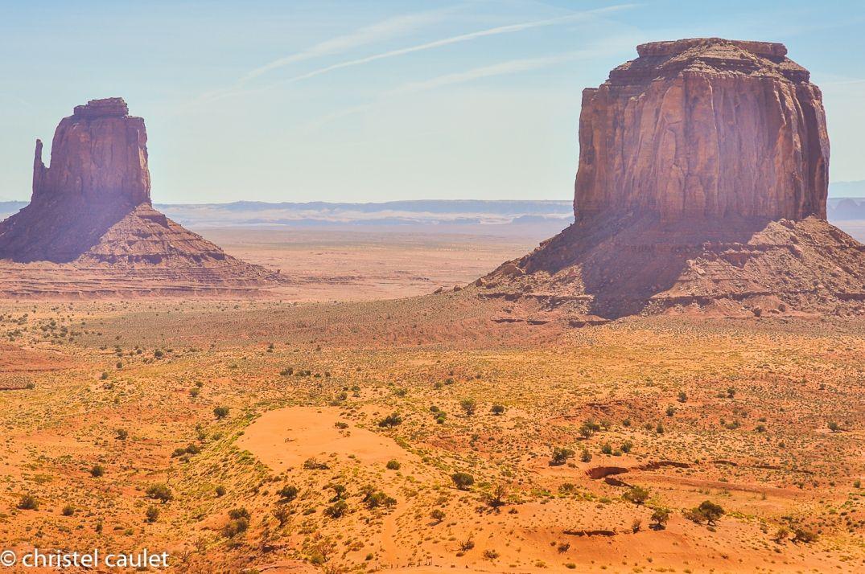 Road-trip USA -soleil - Dans le légendaire Monument Valley