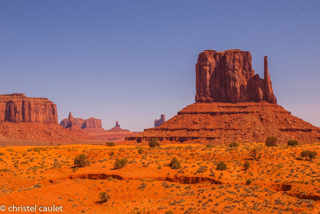 Road-trip USA - Monument Valley