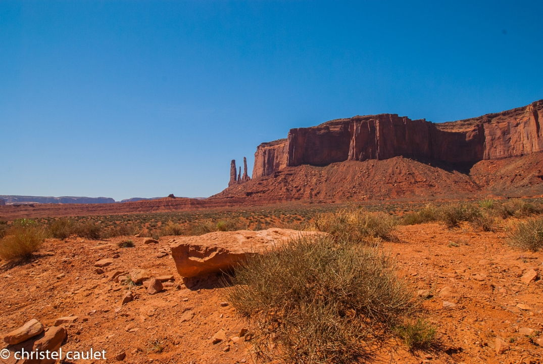Road-trip USA - rochers fascinants - Monument Valley