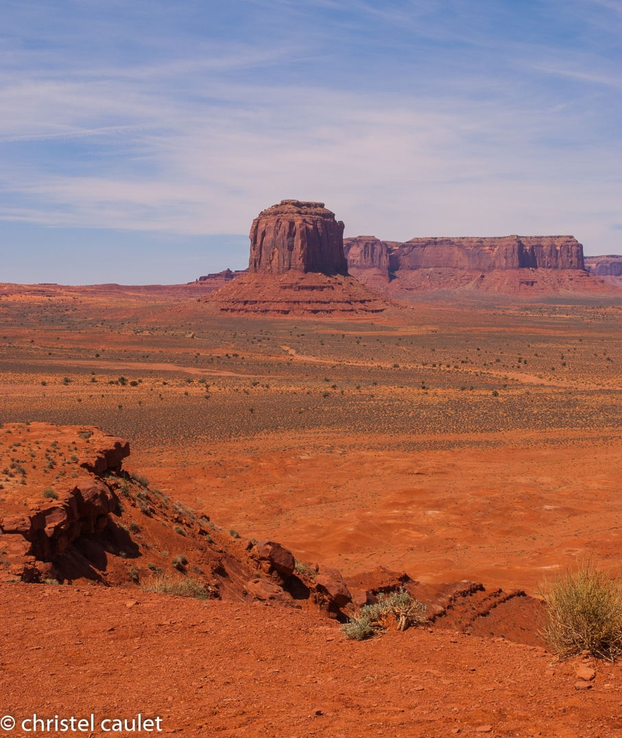 Road-trip USA - rochers impressionnants - Monument Valley